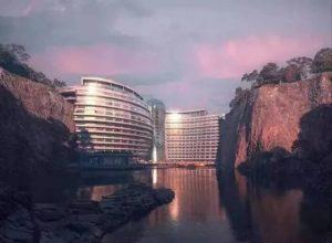 上海佘山世茂深坑酒店-时光静好