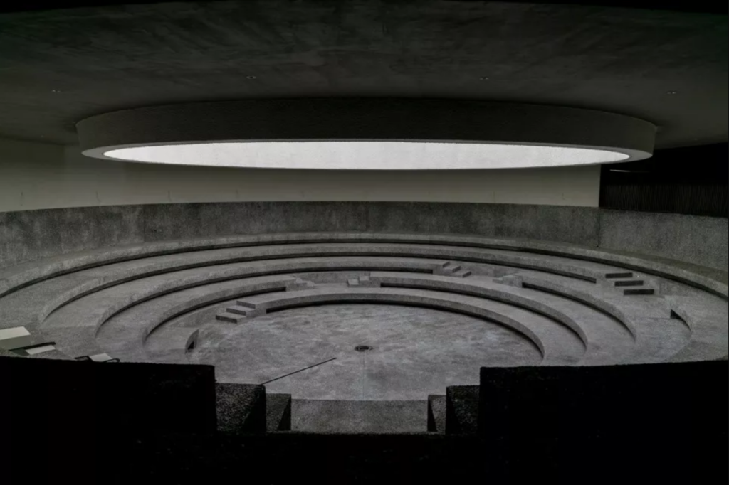 建筑艺术空间与感官体验(自然光运用的重要性)-时光静好