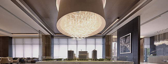DoThink · Wings Hangzhou Sales Center by GFD