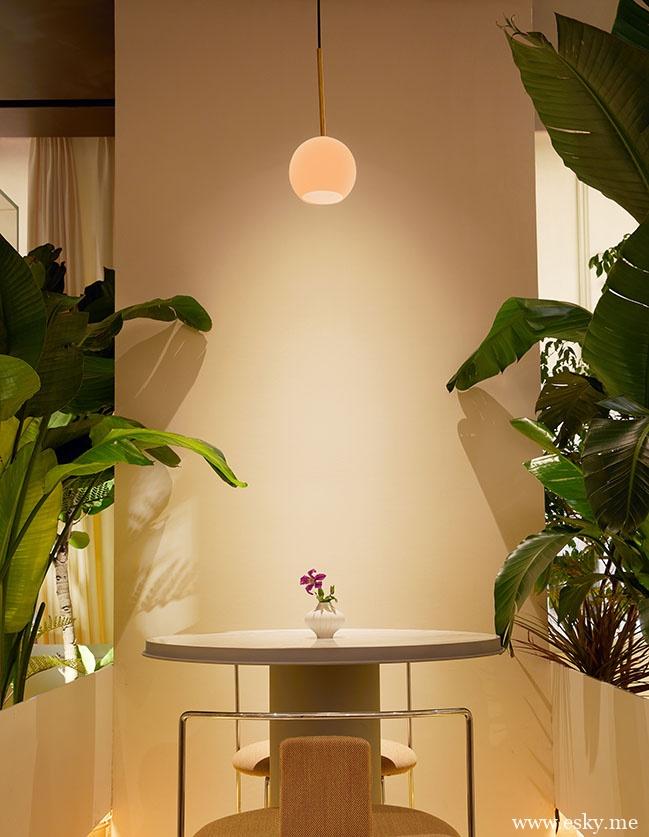 135平方米的Sò Studio,照明上的细节-时光静好