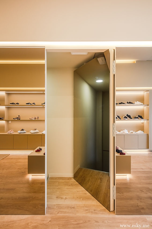 Smart Walk by Raulino Silva Arquitecto
