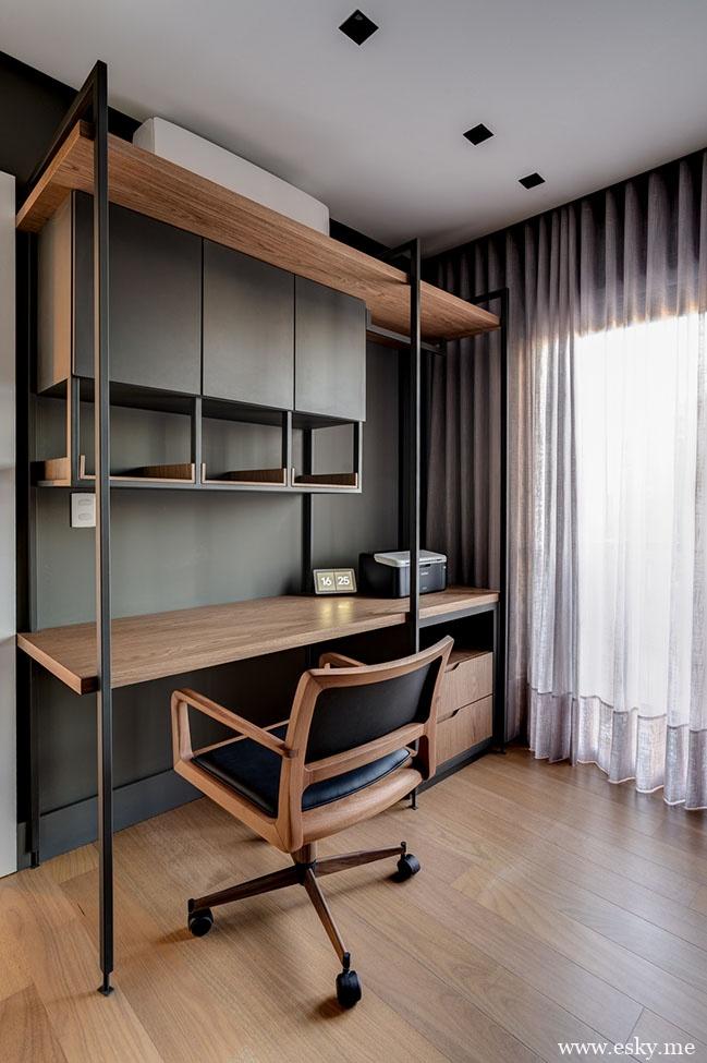Loft Chartier by StudioColnaghi-时光静好