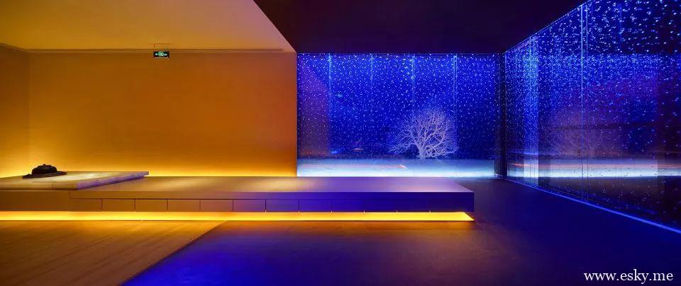 赢得了 12 个国际大奖的餐厅设计-时光静好